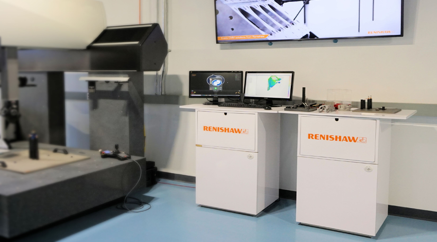 Renishaw, CCAT Join Forces